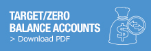 Click to download overdraft target/zero balance accounts PDF information