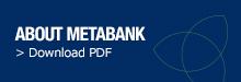 Download About MetaBank PDF