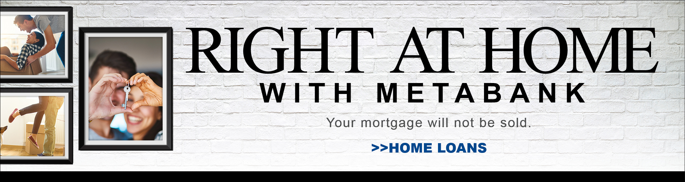 Right At Home With MetaBank
